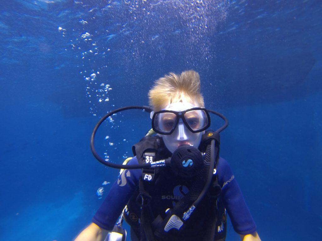 Seagate Hurghada Diving - Red Sea - Egypt - Padi Junior