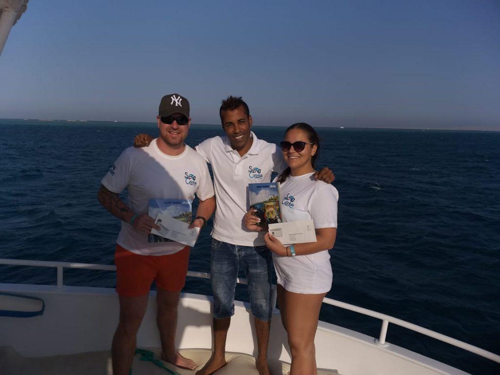 Seagate Hurghada Diving - Red Sea - Egypt - Padi Advanced Open Water Dive Course