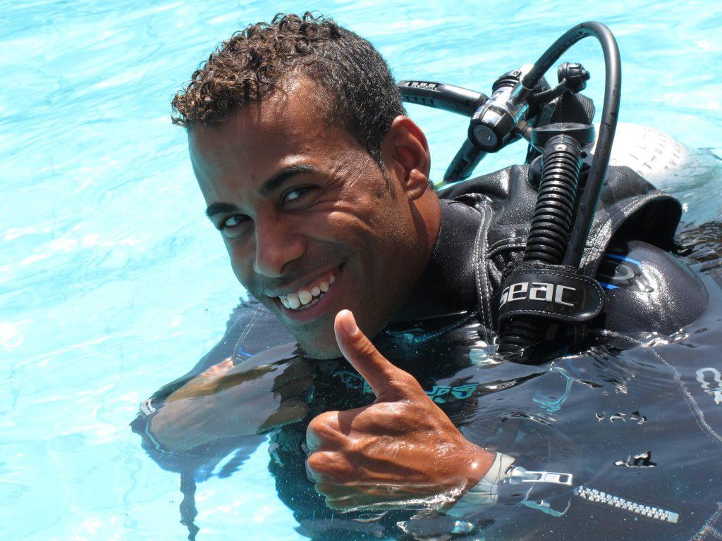 Diving Hurghada - Khaled - Seagate - Divecenter - Diveschool