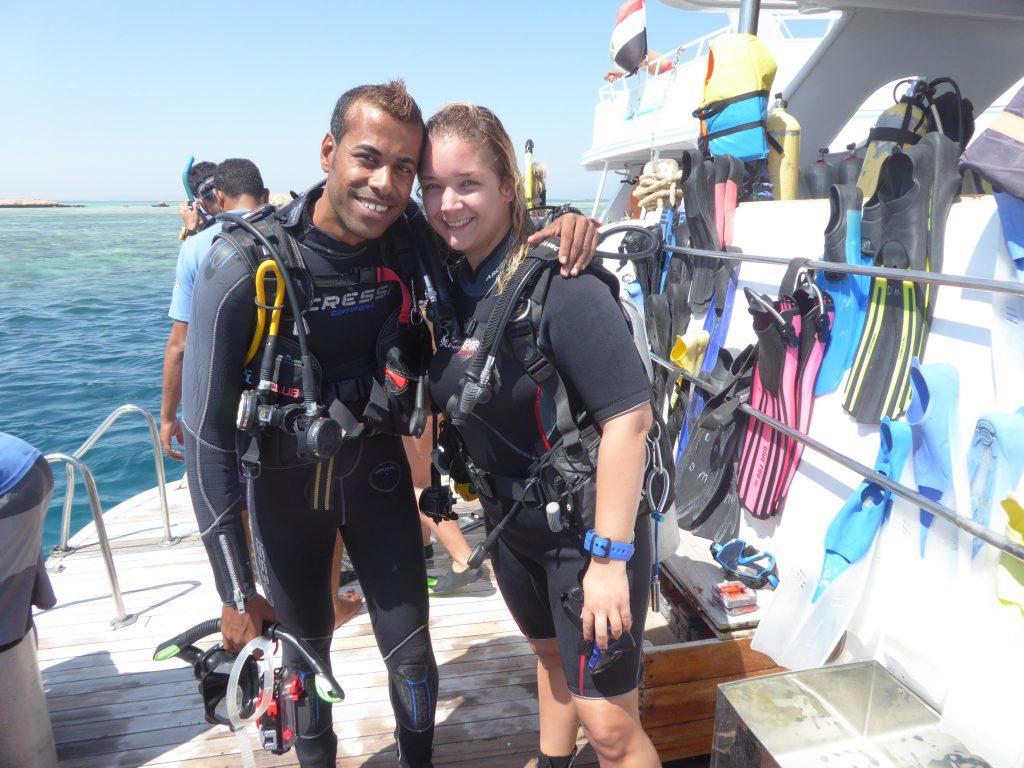 Diving Hurghada - Divecenter - Diveschool - Divercourses - Dutch Divecenter